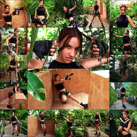 AOD SHORTS [2011] pack of 18 photos by TanyaCroft