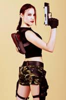 Tomb Raider AOD shorts - AniCon 3 by TanyaCroft