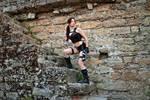 Lara Croft Underworld - upstairs