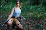 Lara Croft CLASSIC cosplay - WeGame 2