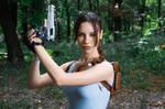 Lara Croft CLASSIC cosplay - WeGame 2-2