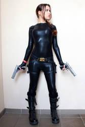 Tomb Raider Anniversary catsuit 3 by TanyaCroft