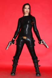 Tomb Raider Anniversary catsuit 10 by TanyaCroft