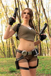 Tomb Raider Legend cosplay 1
