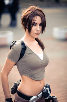Tomb Raider Legend cosplay 6