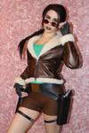 15th anniversary of my Lara Croft cosplay - 1