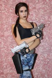 15th anniversary of my Lara Croft cosplay - 4