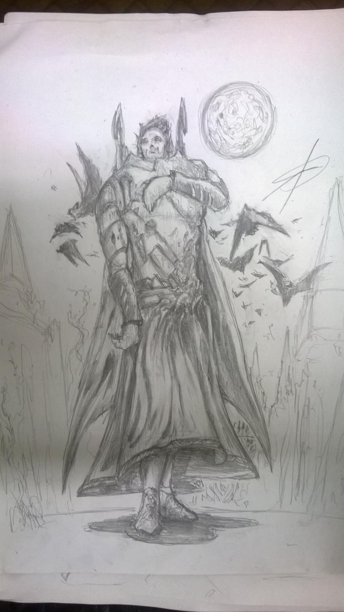 Vampire Lord by ZacKaox