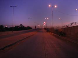 Baghdad Lights