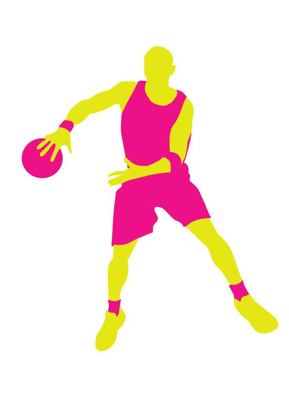 NBA 90s Legend #01  by toke32