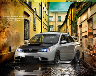 Subaru Impreza WRX STI by EdsonJRDesign