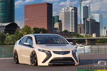 Opel Ampera by EdsonJRDesign