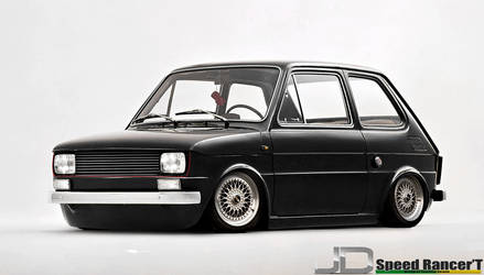 Fiat 126 by EdsonJRDesign