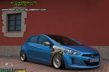 Hyundai i30 by EdsonJRDesign
