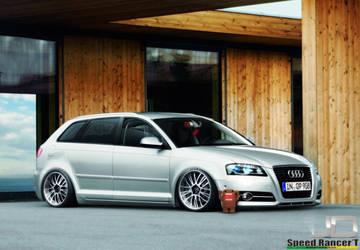 Audi A3 by EdsonJRDesign