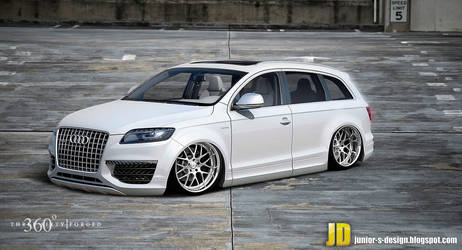 Audi Q7 by EdsonJRDesign