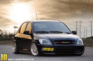 Chevrolet Celta by EdsonJRDesign