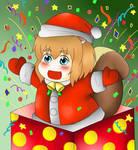Merry Christmas from Santa Makoto
