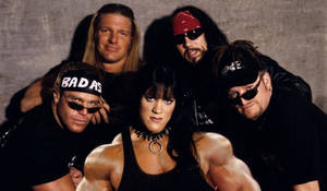 Chyna and DX 2