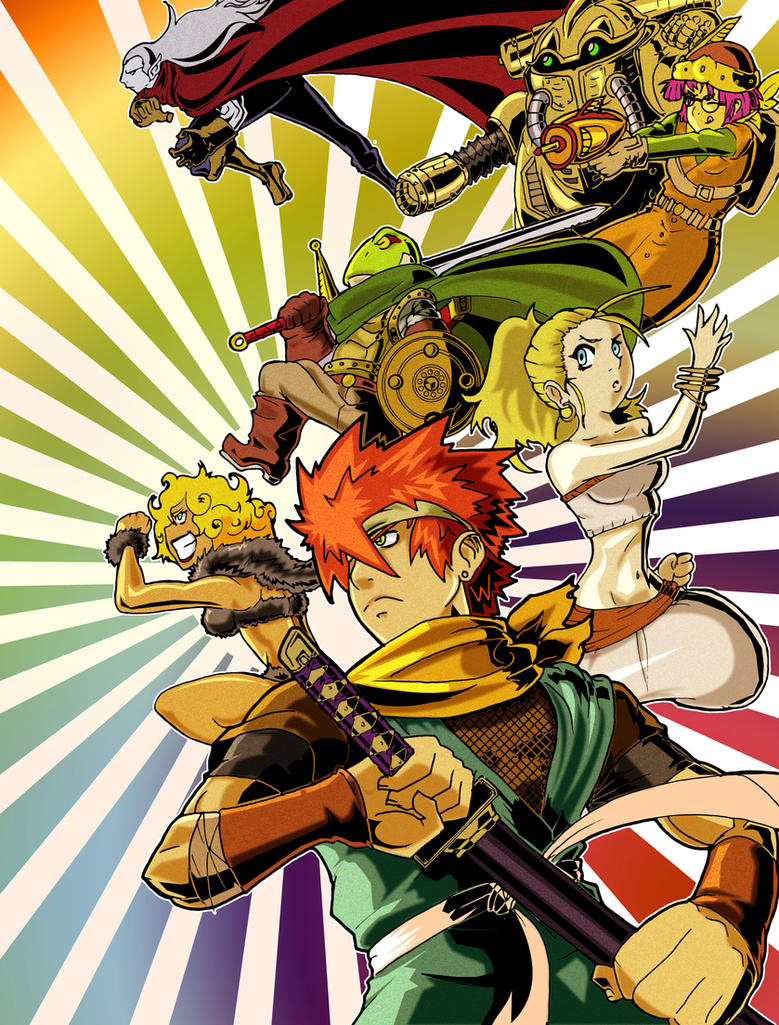 Chrono Trigger by BullyEater
