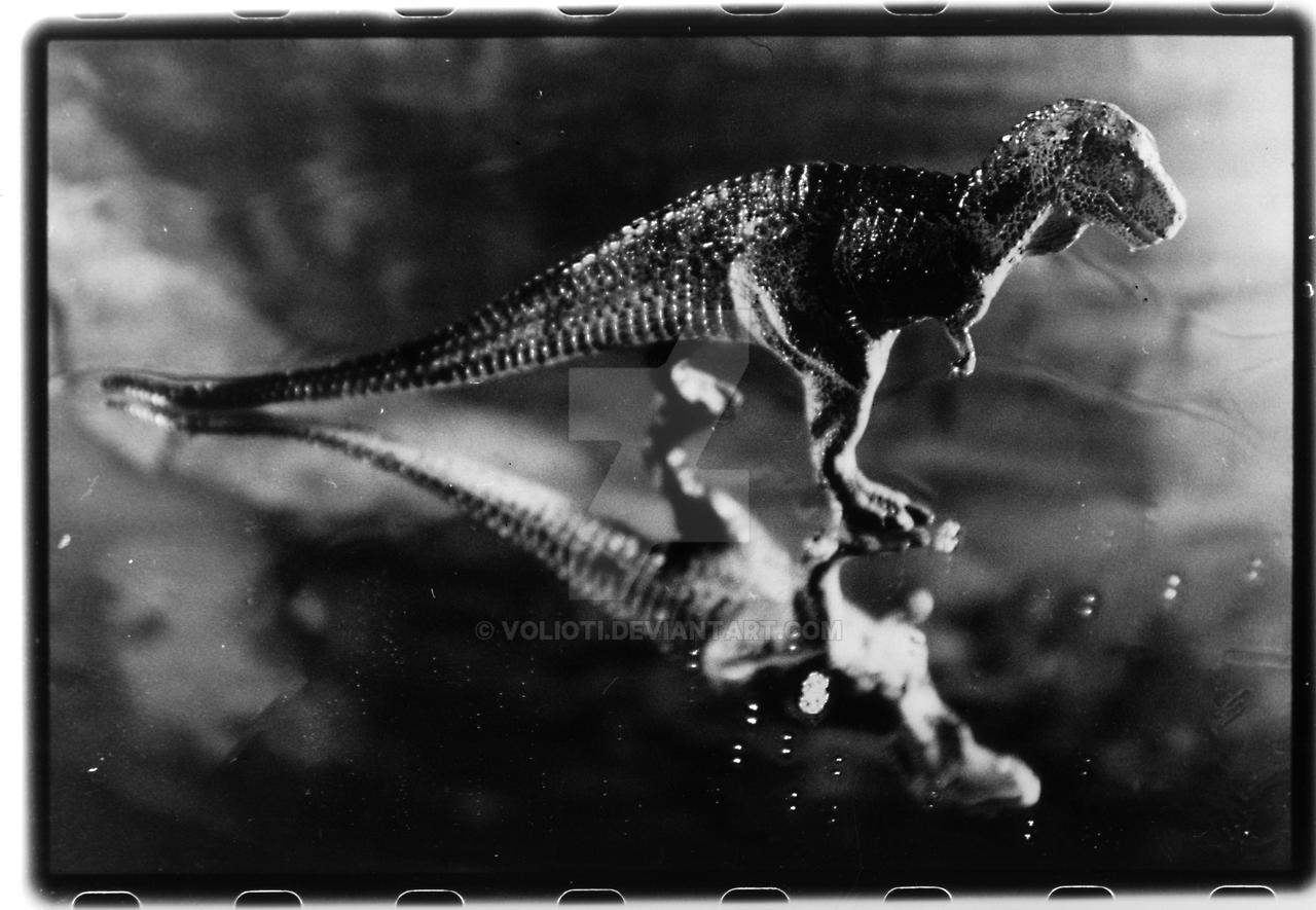 Tyranosaurus Rex by volioti