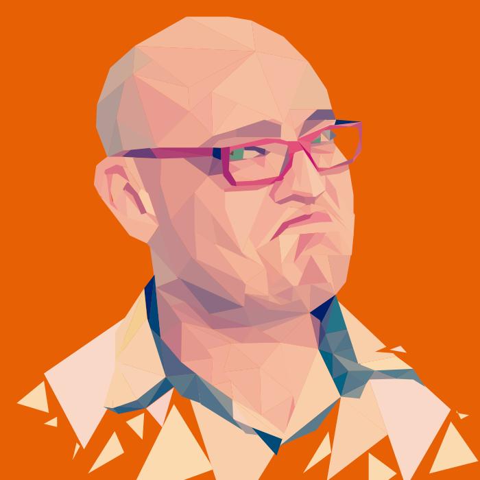 Self Portrait by Blarlock