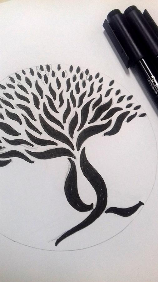 Tree by Blarlock
