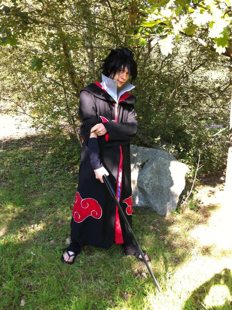 Cosplay sasuke uchiha Akatsuki by Malcolm59880 on DeviantArt