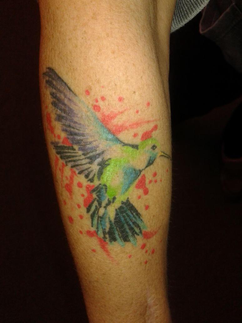 Hummingbird by SputnikJr