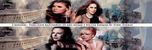 Parecidos Razonables- Amy Adams y Nicole Kidman