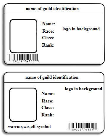 identification badges template - id card template cyberuse