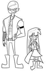 Eli and Elly IZ Style