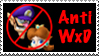 Anti WxD Stamp by WG by Anti-WaluigixDaisy