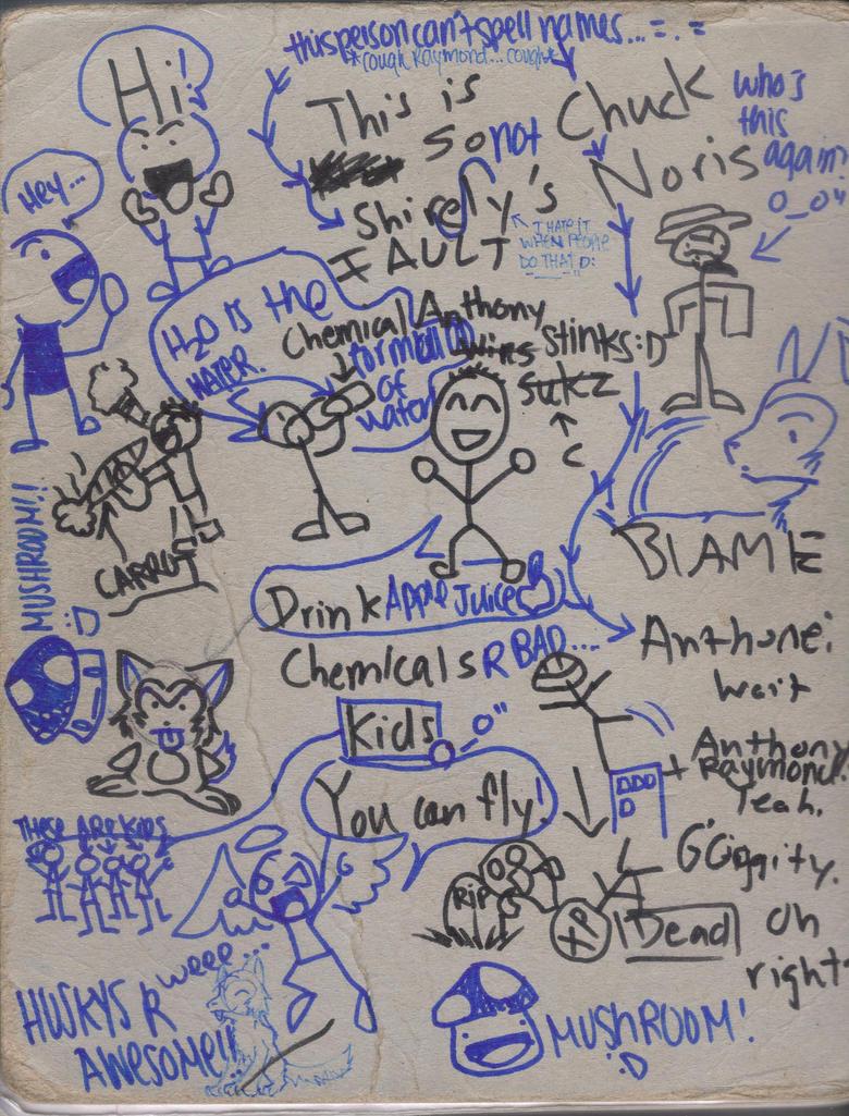 Cute Notebook Random Doodles Related Keywords - Cute ...