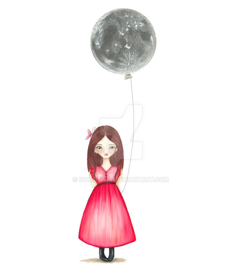 MoonWanter by giordyart