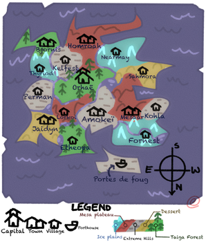 official map of hennatakis. Yeah.