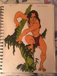 Disney's Tarzan by Jesstina22