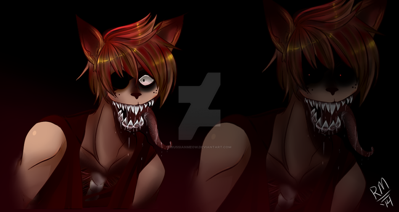 Russianmeow deviantart for Russian foxy