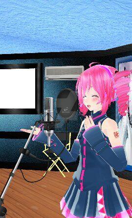 Teto Singing by KasaneTeto2