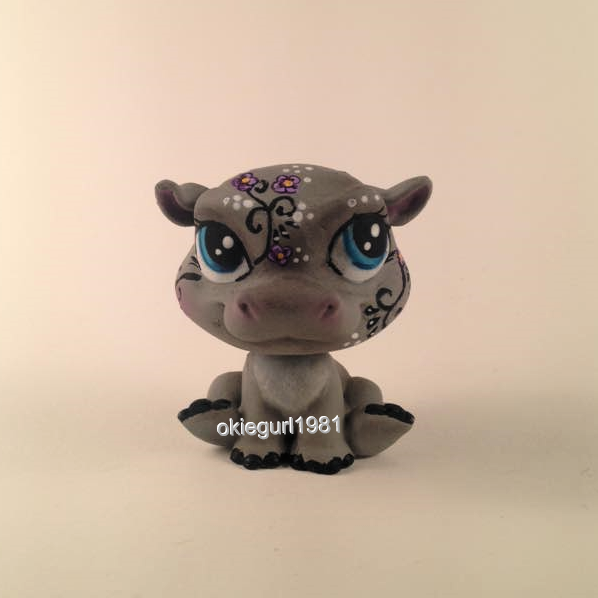 Custom Lps Hippo by okiegurl1981