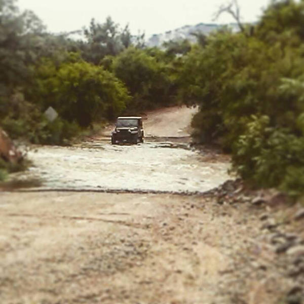 Flood? by WanderinAZ