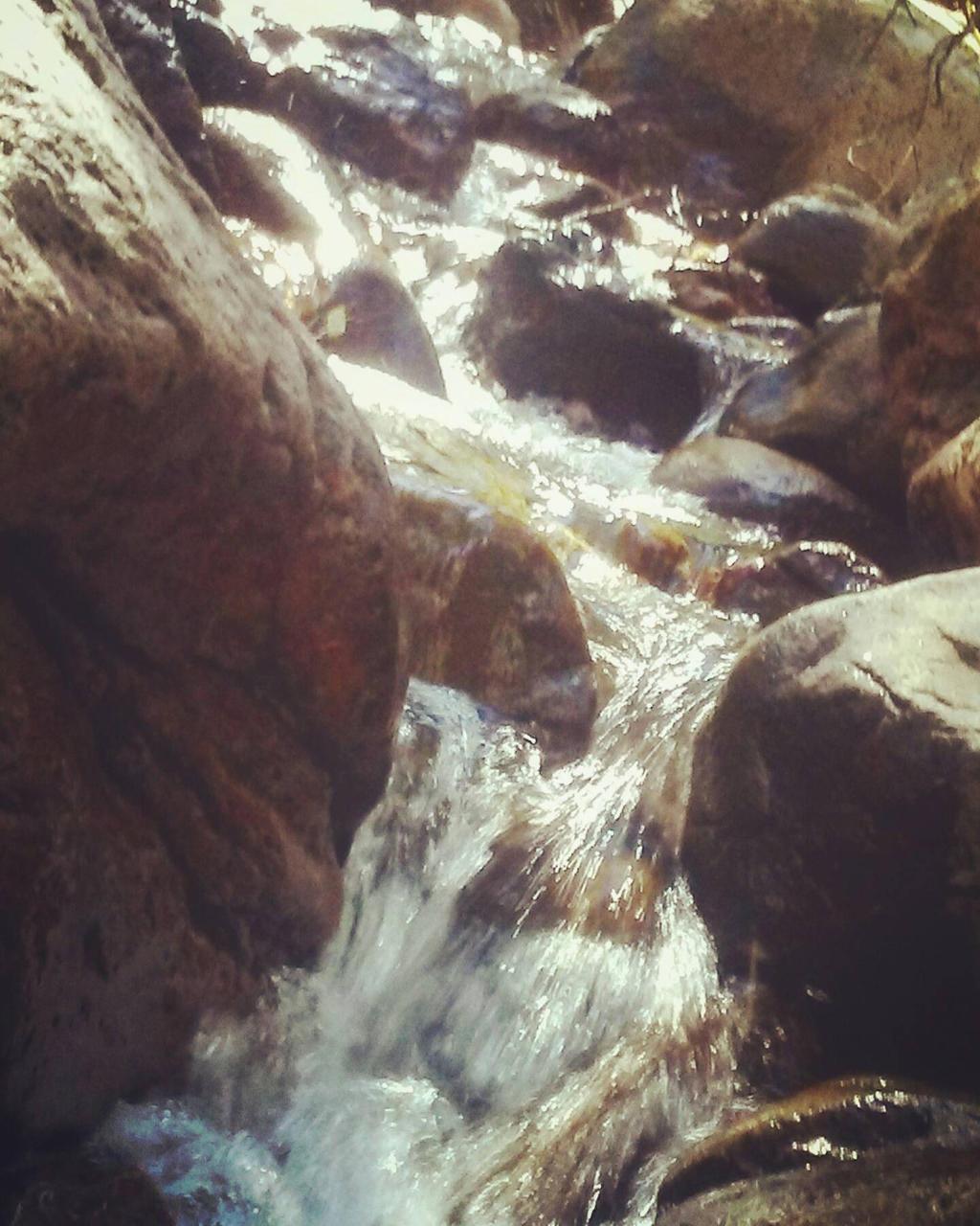 Babbling Brook by WanderinAZ