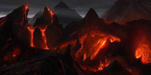 Fiery Chasm
