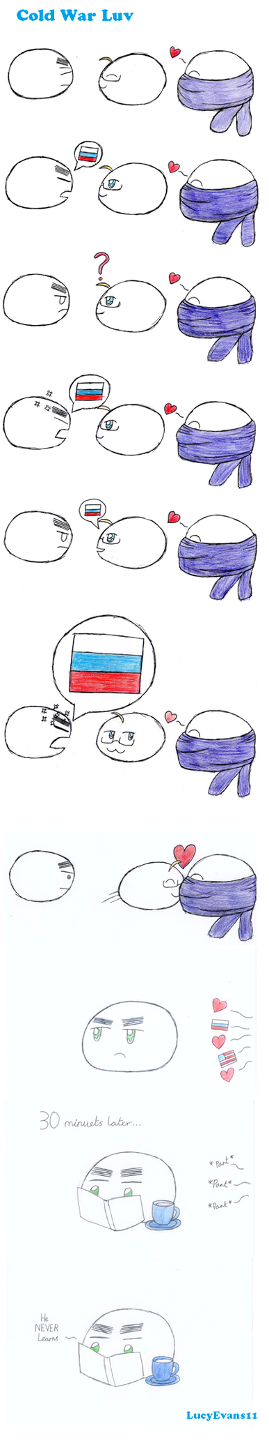 Cold War Luv by LucyEvans11