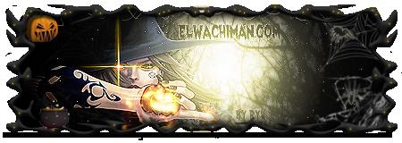 Elwachiman halloween by RazonyLogica