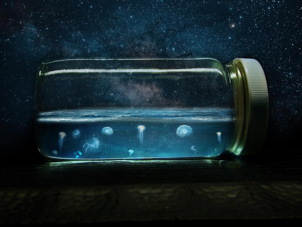 Galaxysea by GRENADEASAURUS