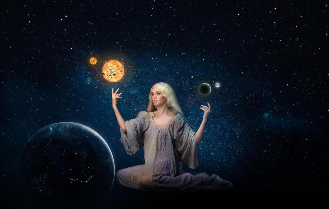 Universe Creator by GRENADEASAURUS