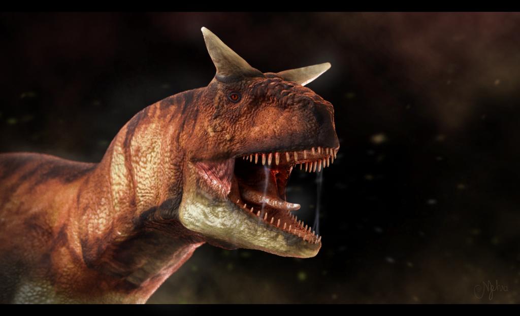 Carnotaurus Wallpaper by wildman1411