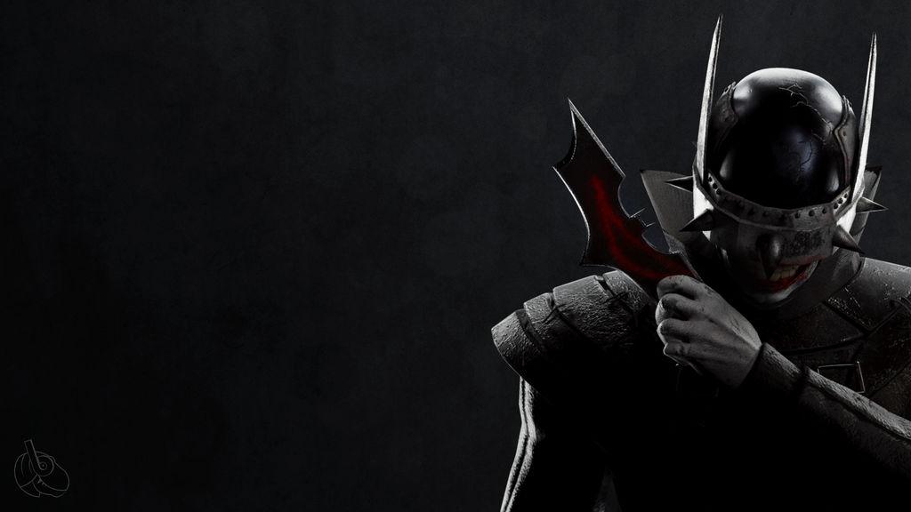 The Batman Who Laughs Wallpaper By Wildman1411 On Deviantart