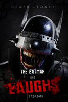 The Batman who laughs-FAKE movie poster by wildman1411
